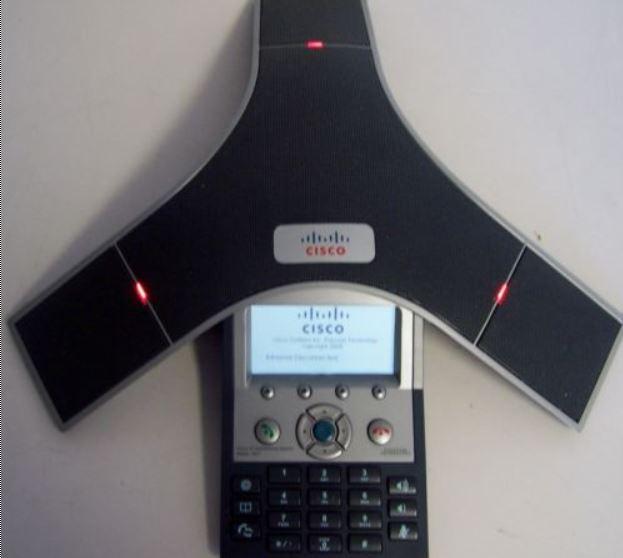 デモ機 特価 CISCO CP-7937G 音声会議システム
