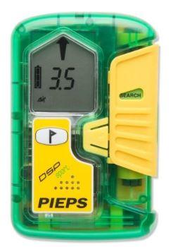 【送料無料】PIEPS ピープス アバランチ ビーコン  DSP SPORT ビーコン
