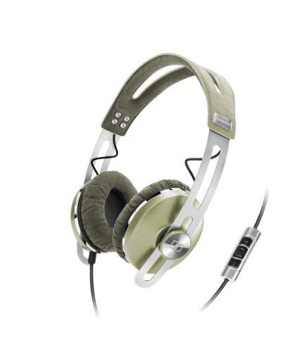 Sennheiser Momentum On Ear Headphone - Green ゼンハイザー MOMENTUM 密閉型ヘッドホン MOMENTUM