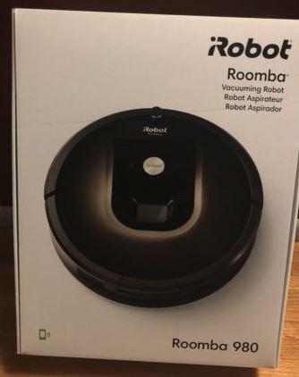デモ機 iROBOT ロボットクリーナー ルンバ 980