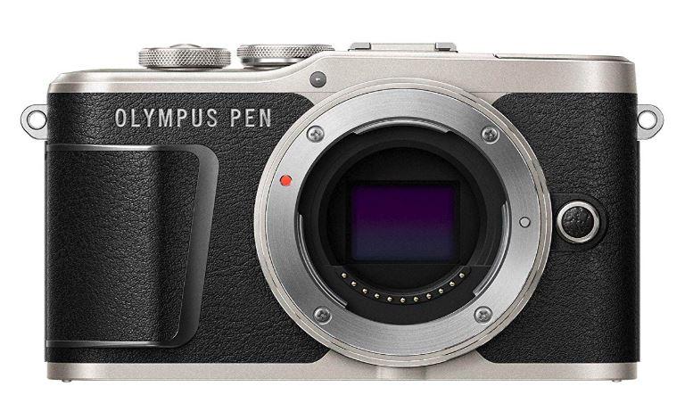 新品 OLYMPUS ミラーレス一眼 PEN E-PL9 レンズキット ブラック