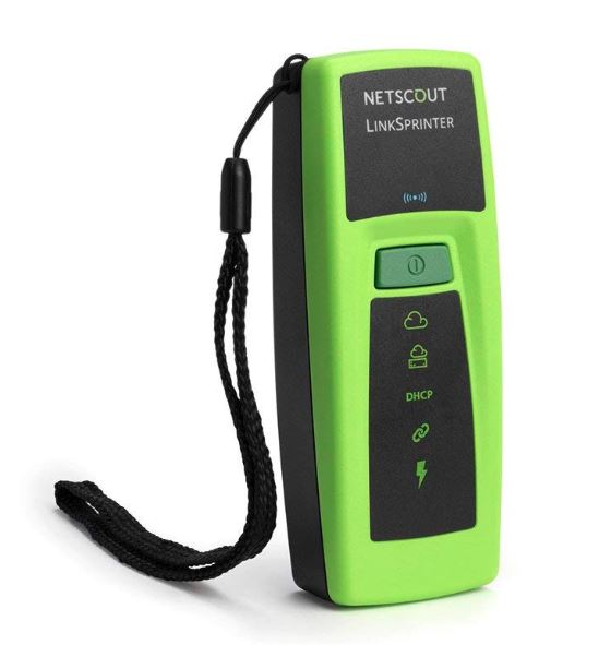 ネットスカウト NETSCOUT LinkSprinter モデル 300 LSPRNTR-300