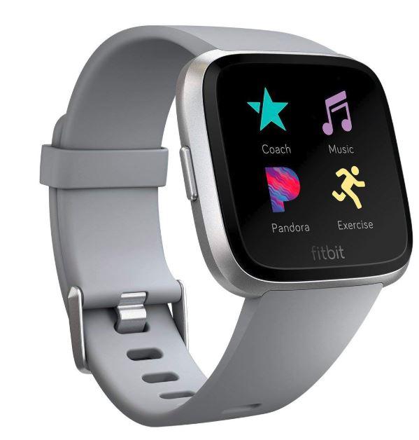 新製品 【未使用品特価】アウトレットFitbit フィットビット スマートウォッチ Versa L/Sサイズ Fitbit Versa