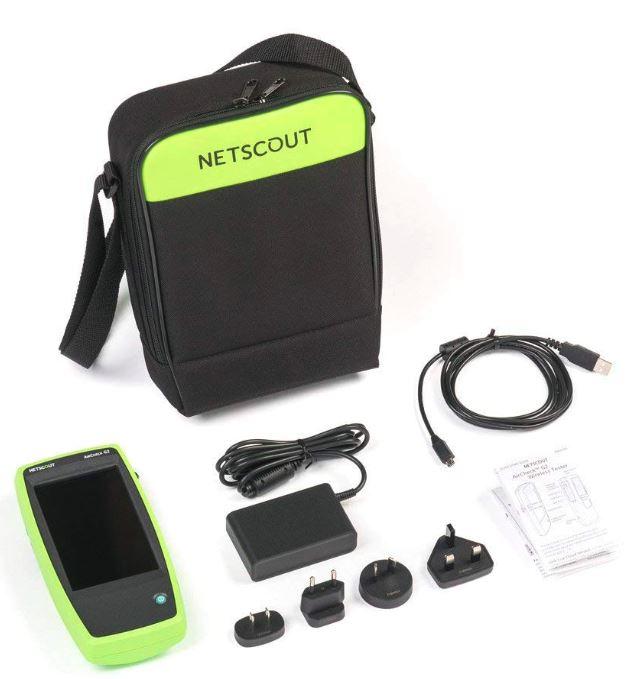 ネットスカウト NETSCOUT AirCheck G2 Wi-Fiテスター AIRCHECK-G2