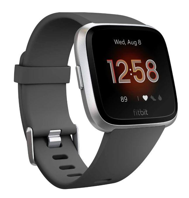 新製品 【未使用品特価】アウトレット Fitbit フィットビット フィットネススマートウォッチ VersaLite L/Sサイズ
