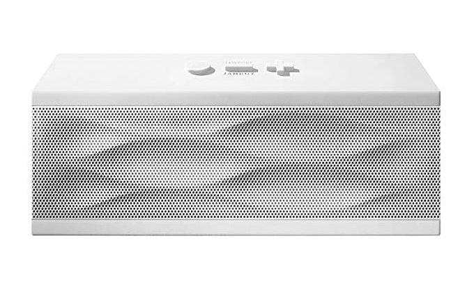 【送料無料】JAWBONE ポータブル Bluetooth ワイヤレス スピーカー Aliph Jawbone Jambox ホワイト