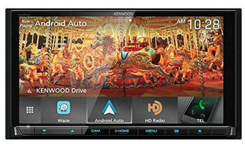 Kenwood Excelon DDX9905S ケンウッドExcelon ddx9905sマルチメディアReceiver with Apple CarPlay & Android