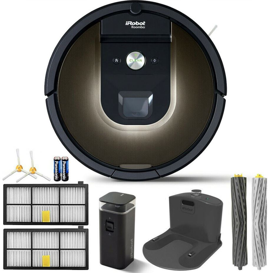 殿堂 デモ機 iROBOT デモ機 iROBOT 980 Roomba ロボットクリーナー ルンバ 980 Roomba 980 980, Swing Kids:19645e63 --- askamore.com