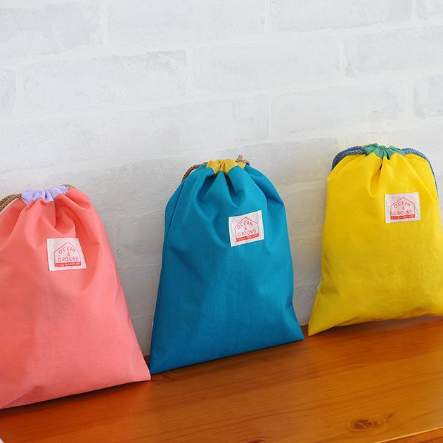 小学校の給食袋に使える!おしゃれな巾着袋はどれ?