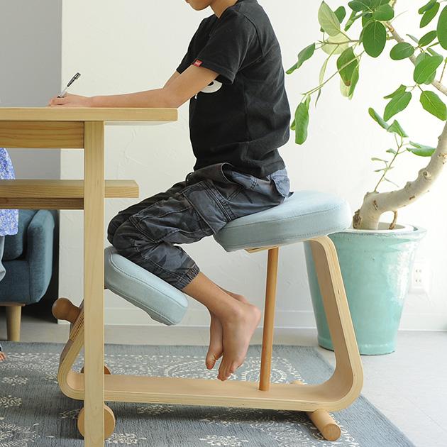 ダイニング&リビング学習に! 理想的な姿勢で学習&食事ができるおしゃれな学習チェア 学習椅子 学習チェア リビング スレッドチェア II 【ノベルティ対象外】 学習椅子 学習チェア 子供 木製 姿勢 ダイニング おしゃれ 大人 椅子 イス