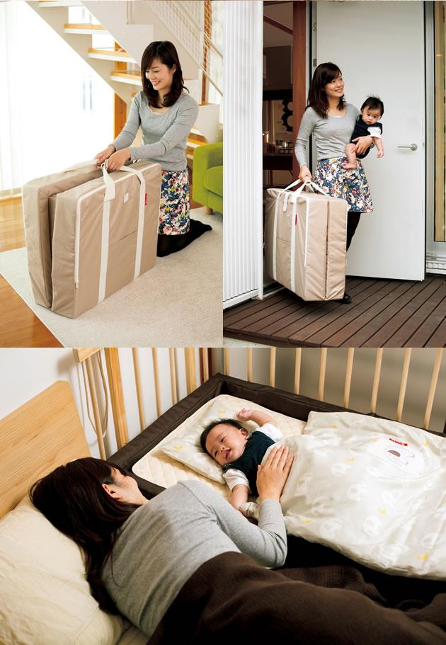 添い寝 子供用 昼寝 セット フィット ベビーベッド 布団カバー ねんね9