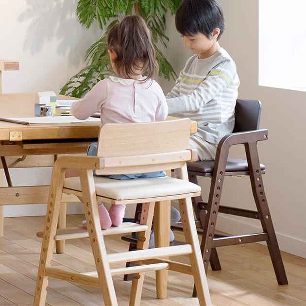 【500円OFFクーポン配布中】 リビング学習 学習椅子 木製 高さ調節 kitoco キトコ キッズ ダイニングチェア ダイニングチェア 学習椅子 学習チェア 木製 リビング学習 高さ調節 シンプル ナチュラル 北欧 おしゃれ
