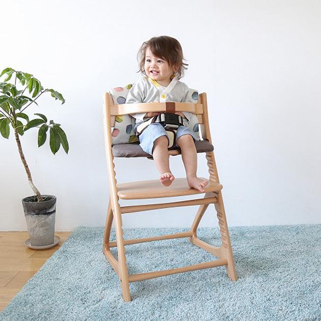【すくすく300円クーポン】 マテルナチェア ベビーチェア ガード付き ベビーチェア ハイタイプ ハイチェア キッズチェア 子供用 チェア イス 椅子 ダイニング キッズ家具