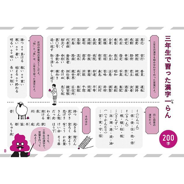小学生 漢字 にんべん の
