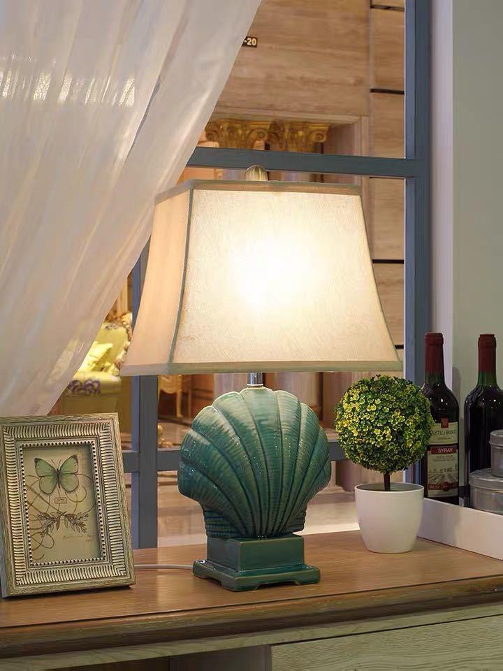 ~生活をカラフルオシャレに~ 希望者のみラッピング無料 照明スタンドライト テーブルランプ .陶器スタンド デスクライト 新色 卓上ステンド