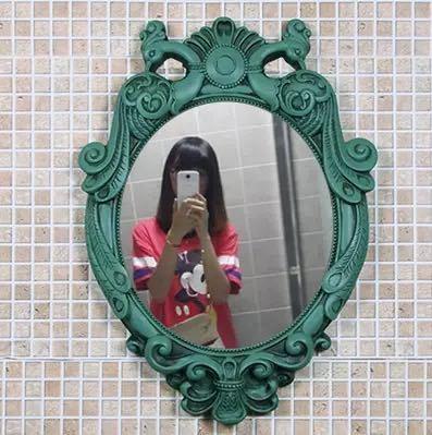 ~生活をカラフルオシャレに~ 高級豪華鏡 アンティーク調 壁掛け鏡 壁掛け 今季も再入荷 壁掛けミラー ウォールミラー ブランド激安セール会場