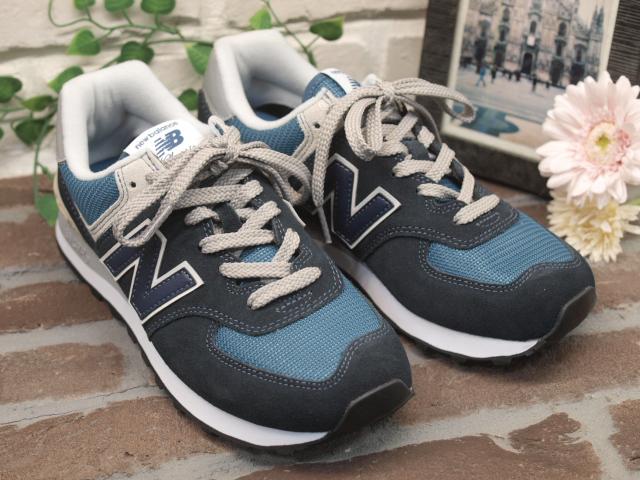 【new balance】Running Style ベーシックスニーカー ML574