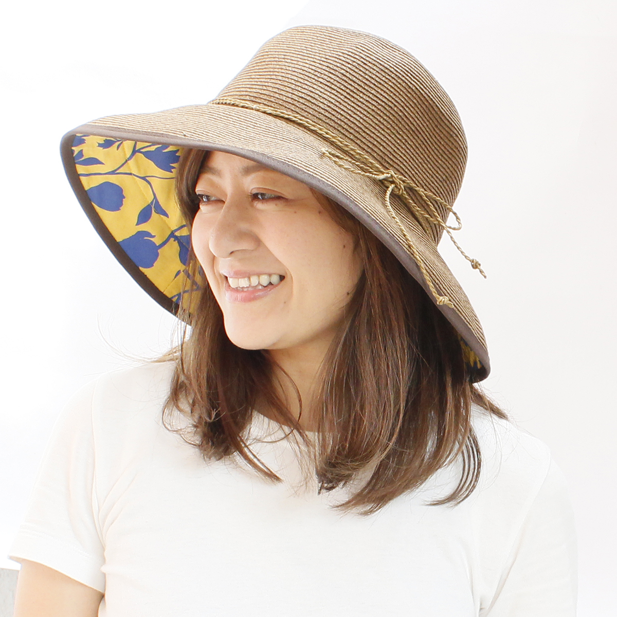 3becb0ad11d7b Complexion - Natural Sun Hat [BASIQUENTI] which I double, and improves  straw saliva ...
