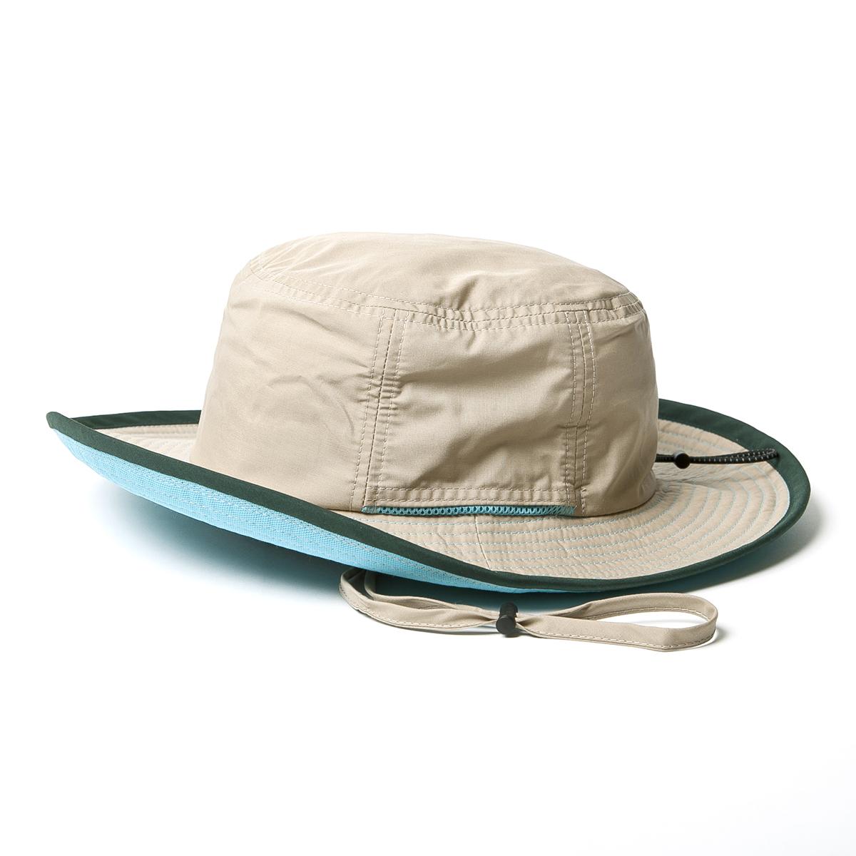 优良吸收汗水干燥、 拒水和抗污帽子功能、 遮阳篷冲浪 hut-walking-target-Safari-helmet-ultraviolet 射线和紫外线剪切、 中性、 女士们、 夏天节日,产品 riverup () 特氟隆 /RIVER 起过超酷帽子 [BASIQUENTI]