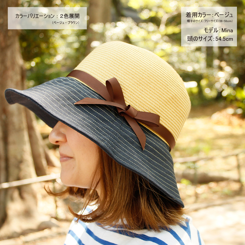 63da2b23f6dc4 Hats and Caps River-Up: - Combi Sun Hat [BASIQUENTI] which improves ...