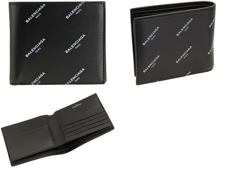 バレンシアガ BALENCIAGA ショップ袋付き 二つ折り財布 メンズ アウトレット 4864620ad2n1060さいrshCodxtBQ