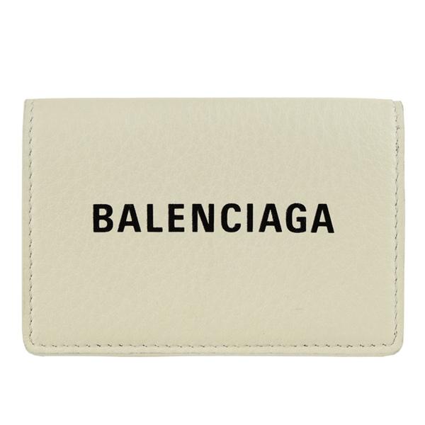 バレンシアガ BALENCIAGA ショップ袋付き 三つ折り財布 アウトレット EVERYDAY エブリデイ 505055dlqhn9060-zz | サイフ 財布 二つ折り ミニ ミニ財布 小銭入れ 札入れ レディース かわいい 可愛い オシャレ おしゃれ ブランド レザー 革 ロゴ