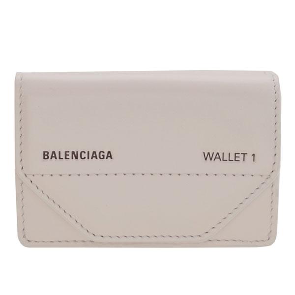 バレンシアガ BALENCIAGA 三つ折り財布 5290980st2n1260 | ウォレット サイフ さいふ 財布 コンパクト レディース かわいい 可愛い 小銭入れ カード入れ 使いやすい オシャレ おしゃれ ブランド レザー 母の日 春 令和 記念