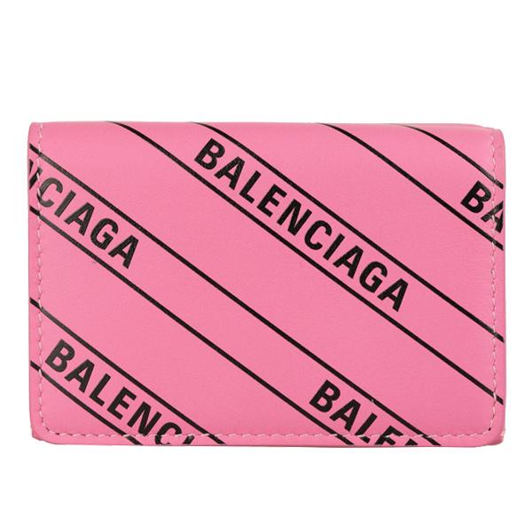 バレンシアガ BALENCIAGA ショップ袋付き 三つ折り財布 アウトレット 5519210hijn5860-zz | サイフ 財布 三つ折り ミニ ミニ財布 小さい カード入れ 小銭入れ 札入れ レディース かわいい 可愛い オシャレ おしゃれ ブランド レザー 革 ロゴ