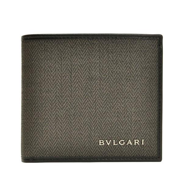 ブルガリ 財布 BVLGARI メンズ 二つ折り財布 32581 ブルガリアウトレット 令和 記念