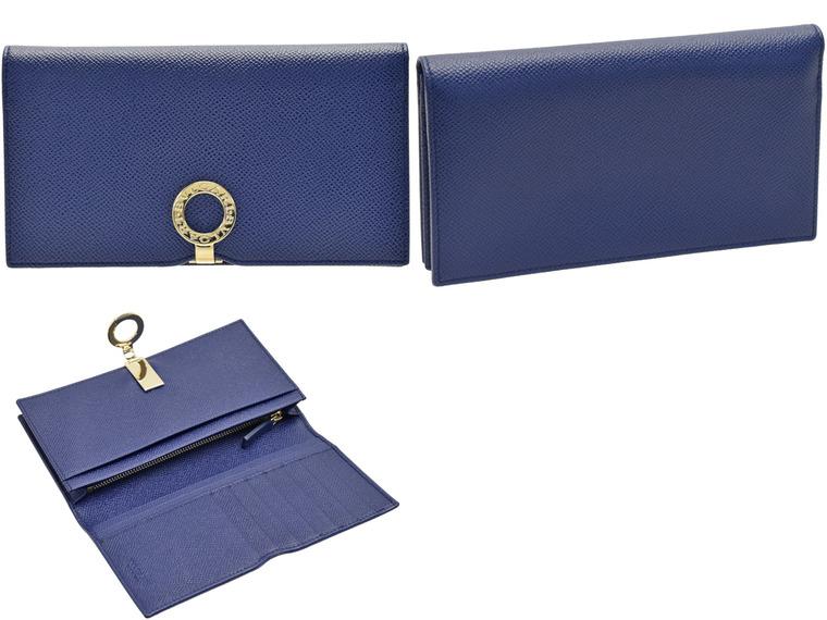0ffc899e33bb ブルガリ/BVLGARI [ サイフ ] 財布 Bvlgari Bvlgari 2 ブルガリラウンドファスナー長財布!シンプルなお財布でとても使いやすいデザインです☆プレゼントにも良いです  ...