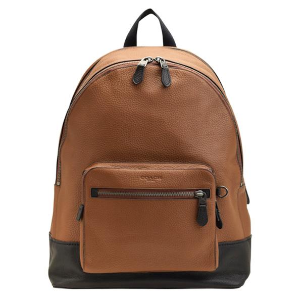 コーチ COACH バッグ リュックサック バックパック メンズ アウトレット f35429qbsd | バックパック バッグ バック かばん 鞄 A4 通勤 コンパクト かっこいい カッコイイ オシャレ おしゃれ ブランド 本革 レザー 令和 記念