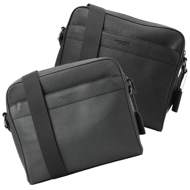 コーチ COACH ショルダーバッグ f24876 | ショルダー バック バッグ 鞄 かばん 小さい 小さめ コンパクト 肩掛け 斜め掛け 斜めがけ メンズ かっこいい おしゃれ オシャレ ブランド レザー プレゼント アウトレット 令和 記念