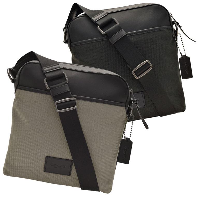コーチ COACH 斜めがけショルダーバッグ メンズ アウトレット f37609 | バッグ バック かばん 鞄 通勤 肩掛け 斜め掛け かっこいい オシャレ おしゃれ ブランド 本革 令和 記念