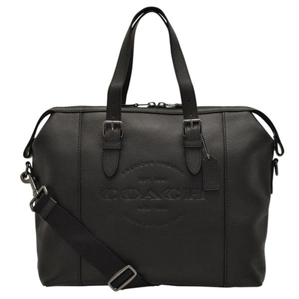 コーチ COACH 2WAYショルダーバッグ ビジネスバッグ メンズ アウトレット f30620qbbk   バック バッグ 鞄 かばん 通勤 A4 大きい 大きめ 大容量 肩掛け 斜め掛け おしゃれ オシャレ ブランド レザー 令和 記念