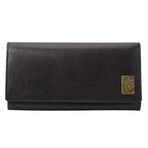 ディーゼル DIESEL 二つ折り長財布 メンズ ブラック x04984-pr013-t8013 セール