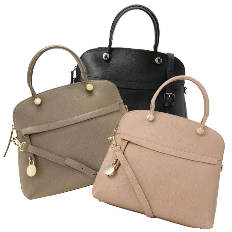 フルラ バッグ FURLA 2wayハンドバッグ PIPER M パイパー bfk9 | 2way 斜めがけ ショルダー バック バッグ 鞄 かばん かわいい 可愛い おしゃれ オシャレ レディース ブランド プレゼント ギフト 革 令和 記念