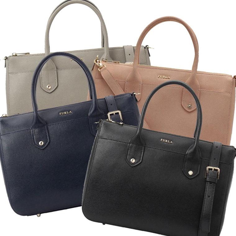 フルラ FURLA 2wayトートバッグ MEDITERRANEA M SATCHEL bmq1 | 2way 斜めがけ ショルダー バック バッグ 鞄 かばん かわいい 可愛い おしゃれ オシャレ レディース ブランド プレゼント ギフト 革 令和 記念