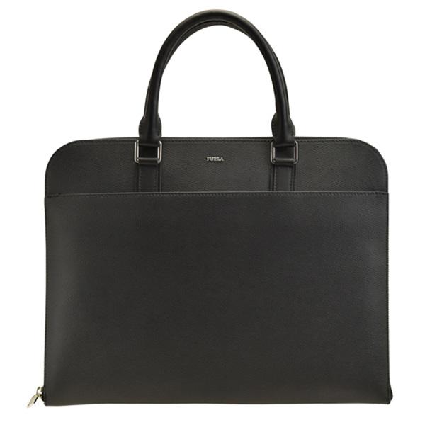 フルラ FURLA ブリーフケース ビジネスバッグ メンズ 1002972 | バックパック バッグ バック かばん 鞄 A4 通勤 かっこいい カッコいい オシャレ おしゃれ ブランド 本革 レザー 令和 記念