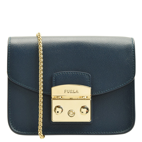 フルラ FURLA 斜めがけショルダーバッグ ミニ チェーン 1007251 | バッグ バック ショルダー かばん 鞄 ミニバッグ 通勤 肩掛け 斜め掛け レディース かわいい 可愛い オシャレ おしゃれ ブランド 本革 レザー 令和 記念