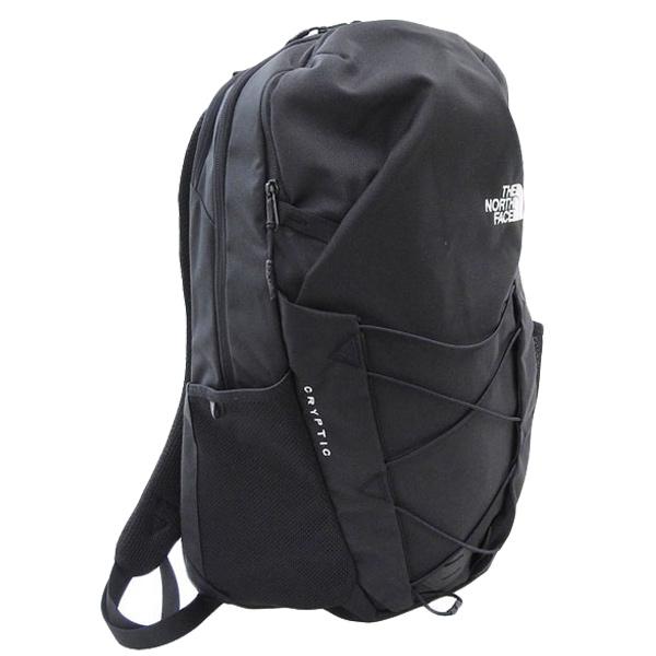 THE NORTH FACE ノースフェイス セール商品 新品 CRYPTIC クリプティック 超歓迎された ブラック nf0a3ky7-jk3-black バッグパック リュックサック BLACK メンズ
