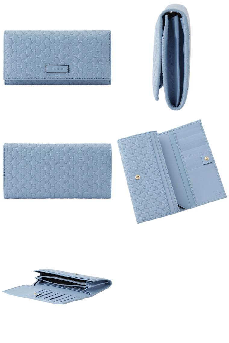 e30c26fe8ef4 GUCCI [サイフ ]財布フロントのブランドロゴがさりげなくシンプルなデザインがお洒落な二つ折り長財布です。洗練されたデザインが上品で高級感あり、男女兼用に使える  ...