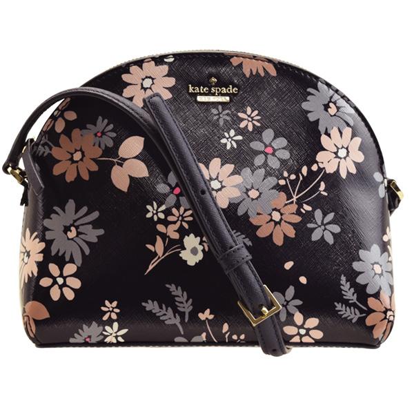 ケイトスペード KATE SPADE 斜めがけショルダーバッグ ミニバッグ 花柄 pxrua094-400 | バッグ バック かばん 鞄 ショルダー 斜めがけ 斜め掛け 小さい 小さめ コンパクト かわいい ブランド オシャレ おしゃれ レディース