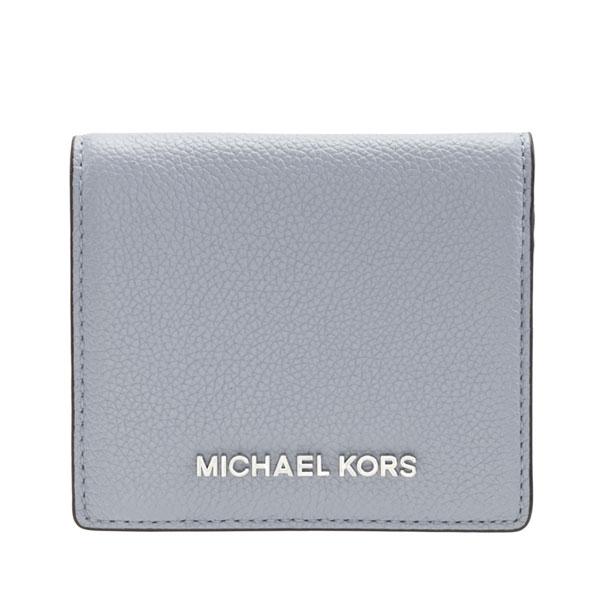 c5895686c89a マイケルマイケルコースMICHAELMICHAELKORS二つ折り財布アウトレット35h8stvd8t-paleblu