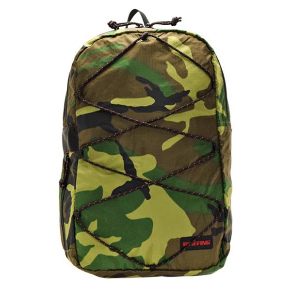 ブリーフィング BRIEFING バッグ リュックサック バックバッグ メンズ カモフラージュ 折りたたみ brf428219-160-zz   リュック バッグ 鞄 A4 大きい 大きめ 大容量 迷彩柄 通勤 旅行 メンズ かっこいい ブランド item715