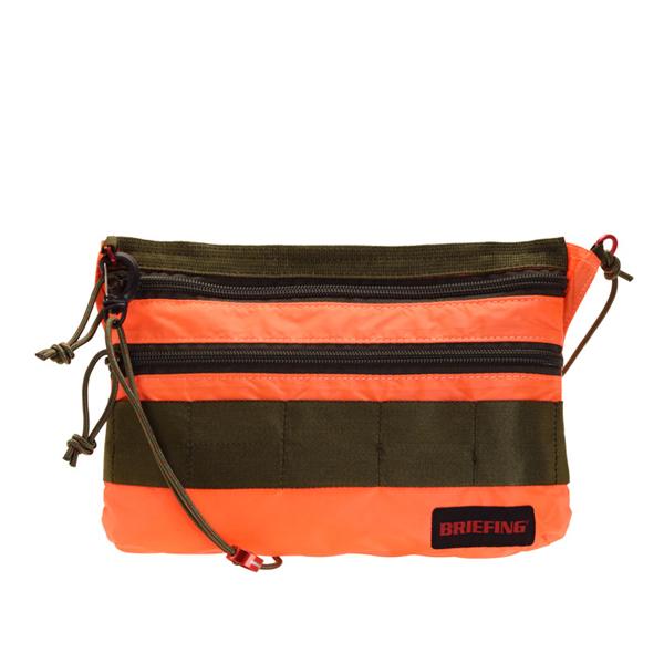 ブリーフィング BRIEFING メンズ 斜めがけショルダーバッグ 折りたたみ アウトレット brm182201-040-zz 鞄 出荷 ナイロン 半額 おしゃれ 肩掛け かっこいい オシャレ 斜め掛け 旅行