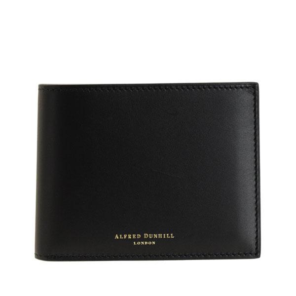 ダンヒル dunhill 二つ折り財布 メンズ du18f2320dk-001 | さいふ サイフ ウォレット 財布 ブランド財布 カード 収納 多い 小銭入れ かっこいい オシャレ おしゃれ 使いやすい シンプル ブランド item715