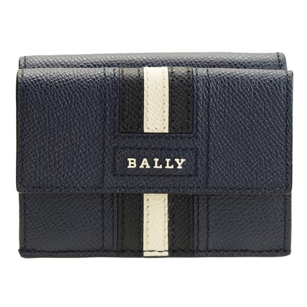 バリー BALLY 三つ折り財布 メンズ teirlt-17 | さいふ サイフ ウォレット 財布 ブランド財布 カード 収納 多い メンズ かっこいい オシャレ おしゃれ シンプル コンパクト スリム 使いやすい ブランド レザー ビジネス