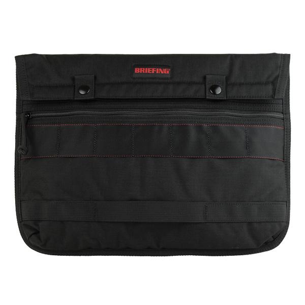 ブリーフィング BRIEFING クラッチバッグ PCケース ドキュメントケース メンズ アウトレット QL FLAP 13 boa201a05-010-zz | セカンドバッグ バッグ かばん 鞄 ポーチ 旅行 かっこいい オシャレ おしゃれ ブランド ナイロン パソコンケース