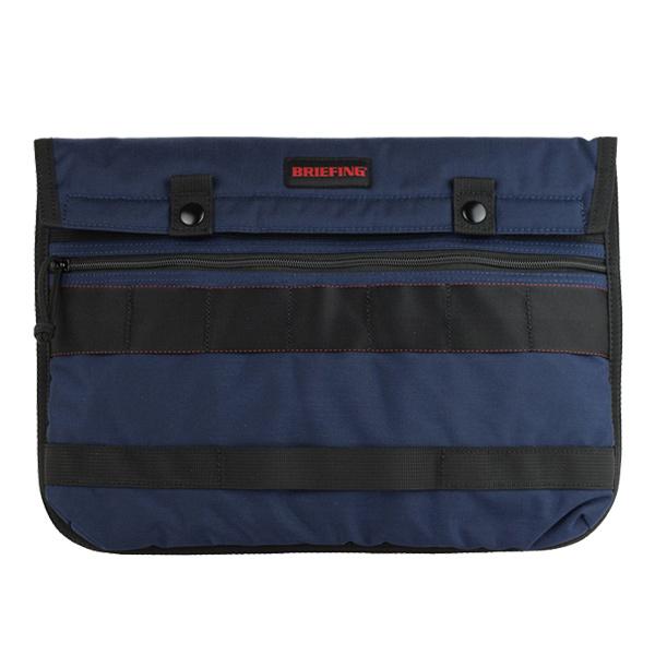 ブリーフィング BRIEFING クラッチバッグ PCケース ドキュメントケース メンズ アウトレット QL FLAP 13 boa201a05-076-zz | セカンドバッグ バッグ かばん 鞄 ポーチ 旅行 かっこいい オシャレ おしゃれ ブランド ナイロン パソコンケース