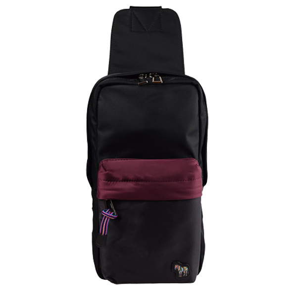 【スーパーSALE】ポールスミス PS BY Paul Smith スリングバッグ ボディバッグ アウトレット psmb0073 | バッグ かばん 鞄 斜め掛け 斜めがけ コンパクト レディース メンズ かっこいい ユニセックス 可愛い かわいい オシャレ おしゃれ ブランド ナイロン